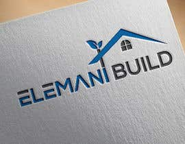 #66 for I need a logo designed for a new residential building business called ELEMANI BUILD. I'm open to design ideas and colour schemes. Thanks by shahadatfarukom5