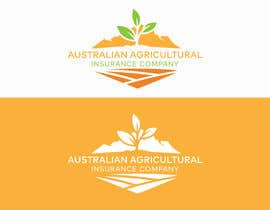 #557 for Logo design required for agricultural insurance company af Dexignflow