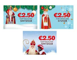 nº 35 pour banner for sint and santa par redwancit