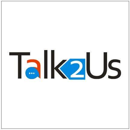 Konkurrenceindlæg #15 for Talk2Us project logo