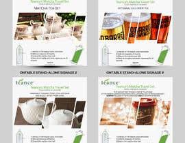 #27 for In-store signage, marketing promotion flyer, email edit & design af anamctg
