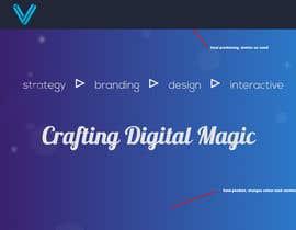 #91 for Design a Logo for our web agency We Do Voodoo af fuadjalil