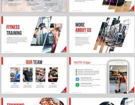#16 para Graphic Design Powerpoint Presentation and Template por jborgesbarboza