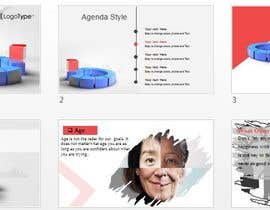 #11 para Graphic Design Powerpoint Presentation and Template por reajulislamremon