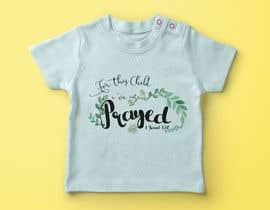 "#20 untuk ""For This Child I've Prayed - 1 Samuel 1:27"" oleh vanesaguarino"