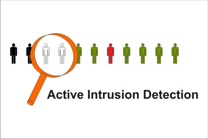 Contest Entry #                                        8                                      for                                         Illustration Design for Active Network Security.com