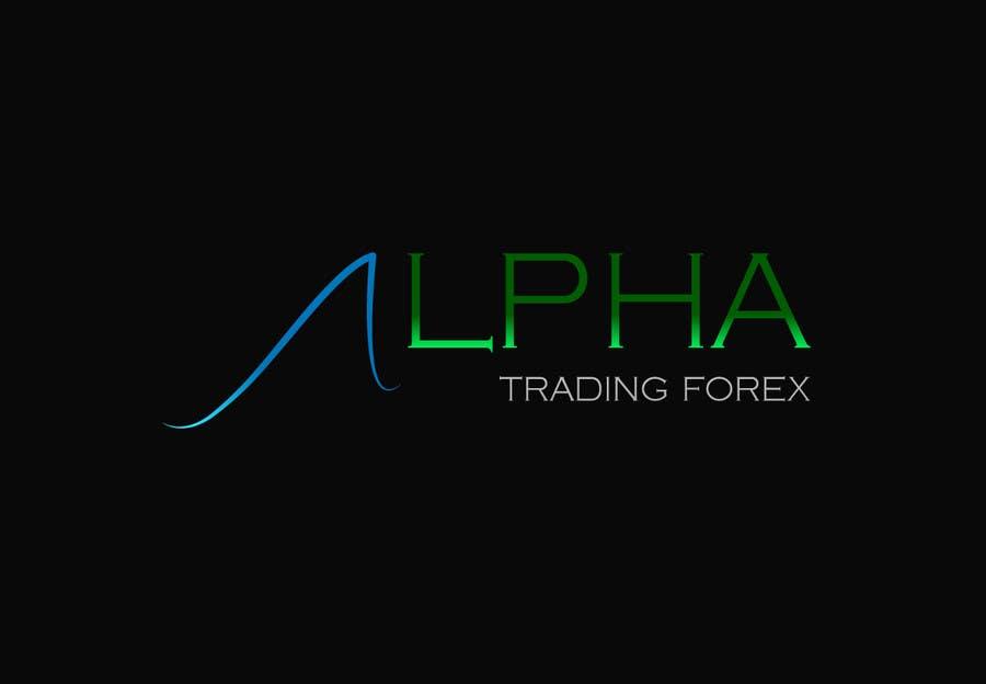 Kilpailutyö #83 kilpailussa Logo Design for AlphaTrading