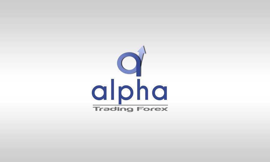 Kilpailutyö #86 kilpailussa Logo Design for AlphaTrading
