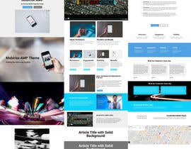 #7 untuk Build me 2 landing pages (home page & sign-up page) using Wordpress in combination with Marketers Delight theme oleh sbsohel4567