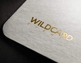 Nro 100 kilpailuun WildCardEvents Logo käyttäjältä mdmasud995