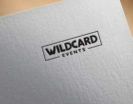 Nro 19 kilpailuun WildCardEvents Logo käyttäjältä shojibbabu77
