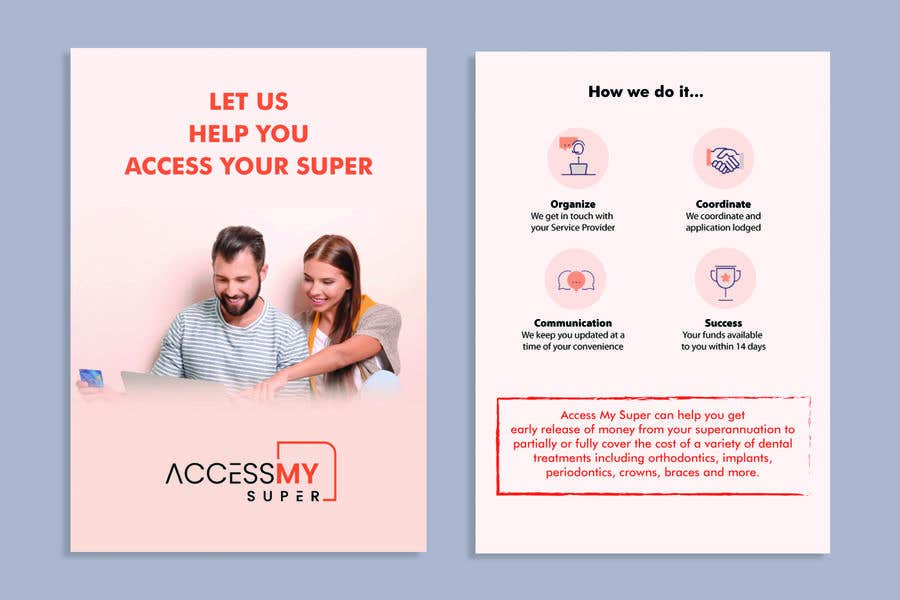 Penyertaan Peraduan #13 untuk Create a Brochure
