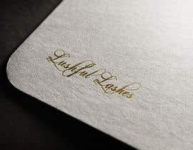#96 для Build me a logo, simple elegant design for my lashes business company logo від Rahat4tech