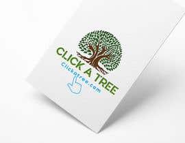#94 для Click A Tree Logo Design от Aunonto