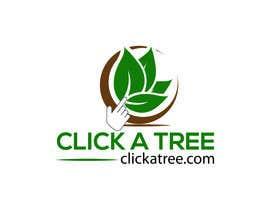 #67 для Click A Tree Logo Design от proveskumar1881