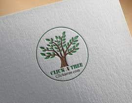 #65 для Click A Tree Logo Design от mostafiz8080