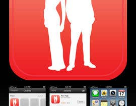 #9 para iPhone and Android Phone App Icon por DigiMonkey