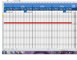 #23 for Excel Automatic Rostering Spreadhseet af Blessingendowed1