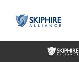 #105 para Logo Design for Skip Hire Alliance por bjandres
