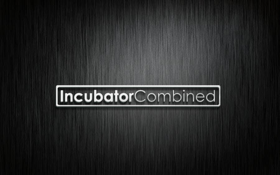 Penyertaan Peraduan #                                        51                                      untuk                                         Logo Design for IncubatorCombined