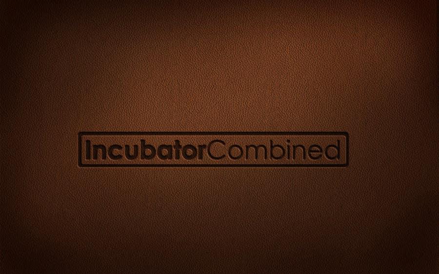 Penyertaan Peraduan #                                        52                                      untuk                                         Logo Design for IncubatorCombined
