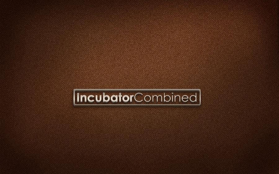 Penyertaan Peraduan #                                        53                                      untuk                                         Logo Design for IncubatorCombined