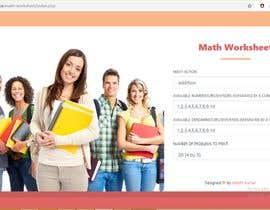 nº 7 pour PHP-script: math worksheet-generator par vinothlingam
