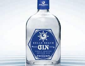 #96 untuk Bells Beach Spirits Label Design oleh color78