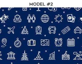 Nro 8 kilpailuun Create scarf design käyttäjältä romeorider97