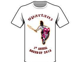 #2 for Design a T-Shirt for Spartanz af SuanXon