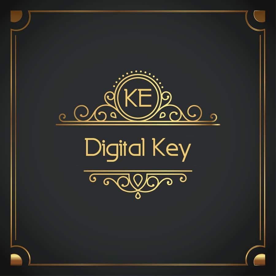 Konkurrenceindlæg #14 for Logo for firm name Digital Key