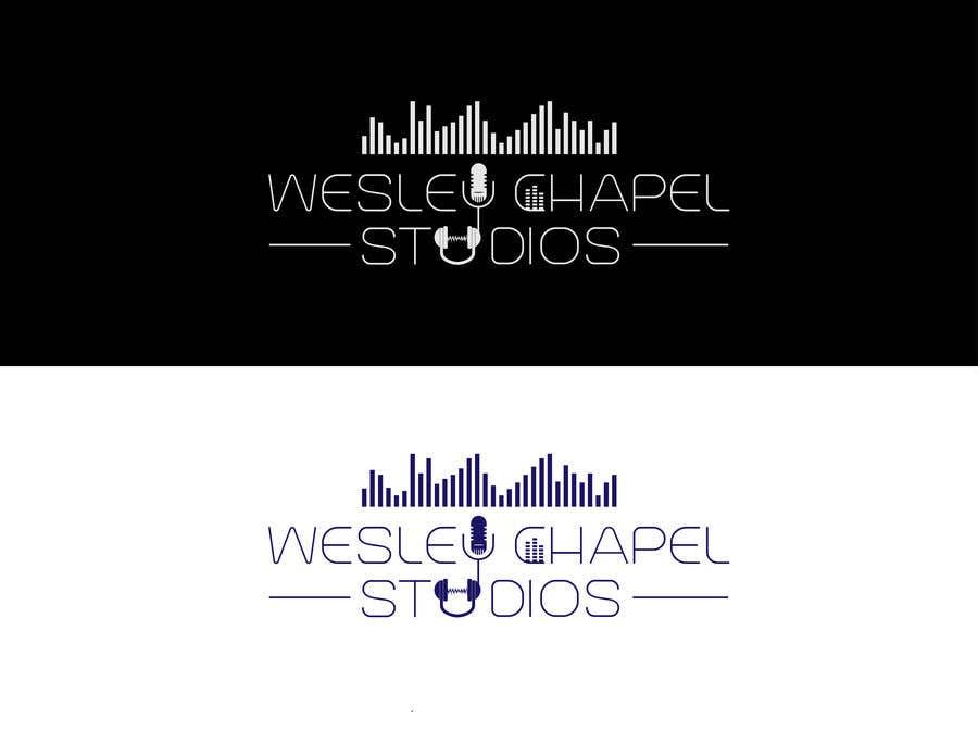 Konkurrenceindlæg #62 for Wesley Chapel Studios Logo Design - ORIGINAL DESIGNS ONLY!!!!