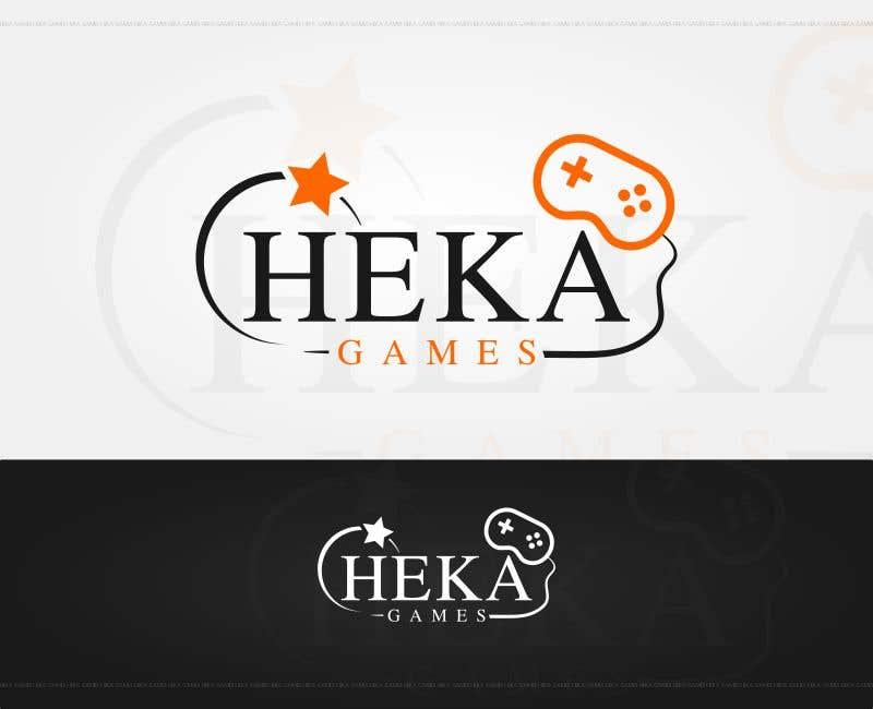 Inscrição nº 79 do Concurso para Logo for Heka Games