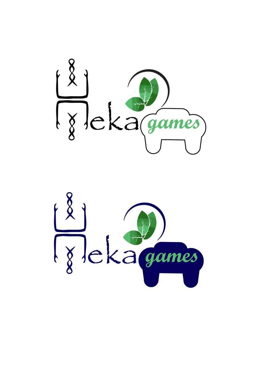 Inscrição nº 28 do Concurso para Logo for Heka Games