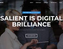 Nro 1 kilpailuun Build a corporate web site käyttäjältä RohitKrOfficial