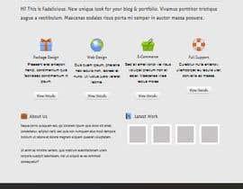 Nro 16 kilpailuun Build a corporate web site käyttäjältä ahmedmahbub550