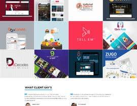 Nro 10 kilpailuun Build a corporate web site käyttäjältä brsherkhan