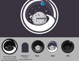 Nro 584 kilpailuun NASA Contest: Design the Gateway Program Graphic käyttäjältä Adrianm2d