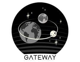 #486 for NASA Contest: Design the Gateway Program Graphic by Alejandroslow