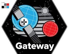 #254 for NASA Contest: Design the Gateway Program Graphic by mediaartjobs