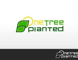 #69 para Logo Design for -  1 Tree Planted por HappyJongleur