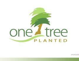 nº 104 pour Logo Design for -  1 Tree Planted par smarttaste
