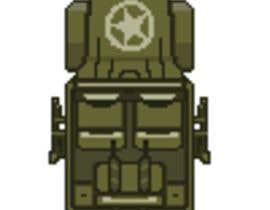 #7 untuk Looking for a pixel art sprite game artist oleh carmenciobotaru