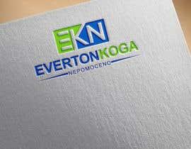 #21 for Sou nutricionista esportivo: preciso de uma logo com o meu nome: Everton Koga Nepomoceno af flyhy