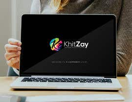nº 1141 pour KhitZay - Creating Business logo and identity par penciler