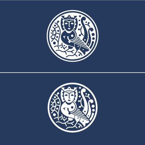 Kilpailutyö #30 kilpailussa Re-draw a logo in three variations.