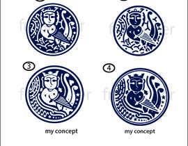 Nro 21 kilpailuun Re-draw a logo in three variations. käyttäjältä shakira0041