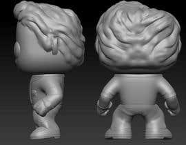 Nro 3 kilpailuun 2 X Funko Pop Custom Character 3D model design käyttäjältä Franyelymon