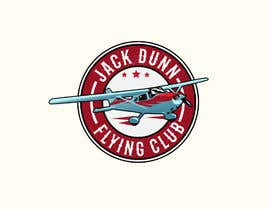 #323 для Jack Dunn Flying Club Logo Design от Alinawannawork