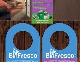 #20 untuk BinFresco Door hanger oleh ssandaruwan84